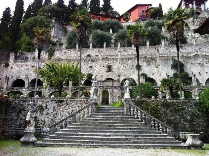 Historische Villa zum Verkauf in Toscolano Maderno (Ref. 78)