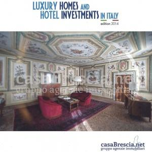 Luxury Homes and Hotel Investments in Italy all'Expo Real di Monaco di Baviera