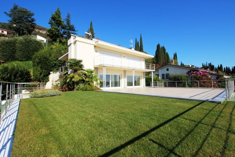 Villa zum Verkauf mit Seeblick in Salò
