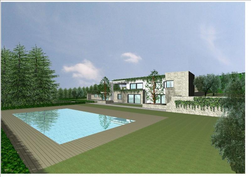 Villa zum Verkauf in  Manerba del Garda (Ref. 213)