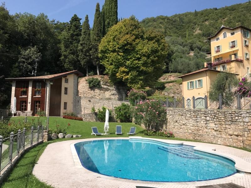 Villa zum Verkauf in Gargnano (Ref. 239)