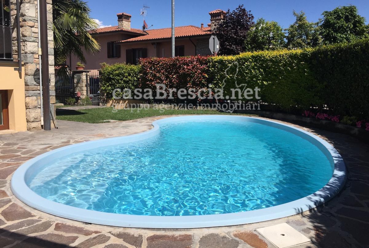 the latest 8ca55 6e669 Terraced house for sale in Corte Franca rif 9   casaBrescia.net