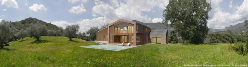 Baugrundstück mit Seeblick für Villa in Salò (Ref. 42)
