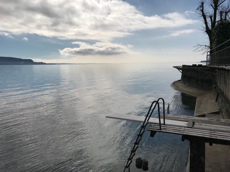 Penthouse / Dachwohnung direkt am See zum Verkauf in Gardone Riviera