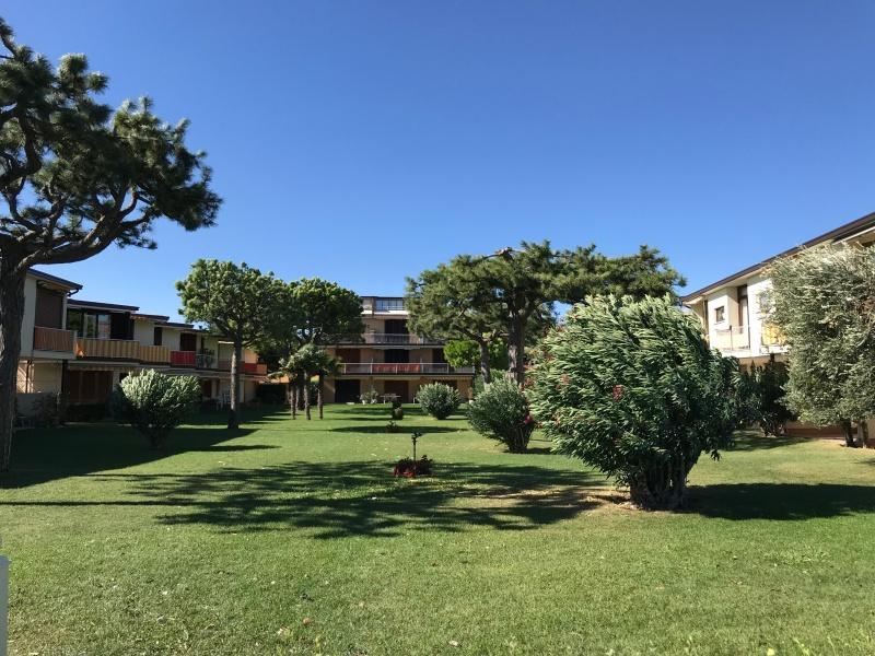 Dreizimmerwohnung direkt am See in Manerba del Garda
