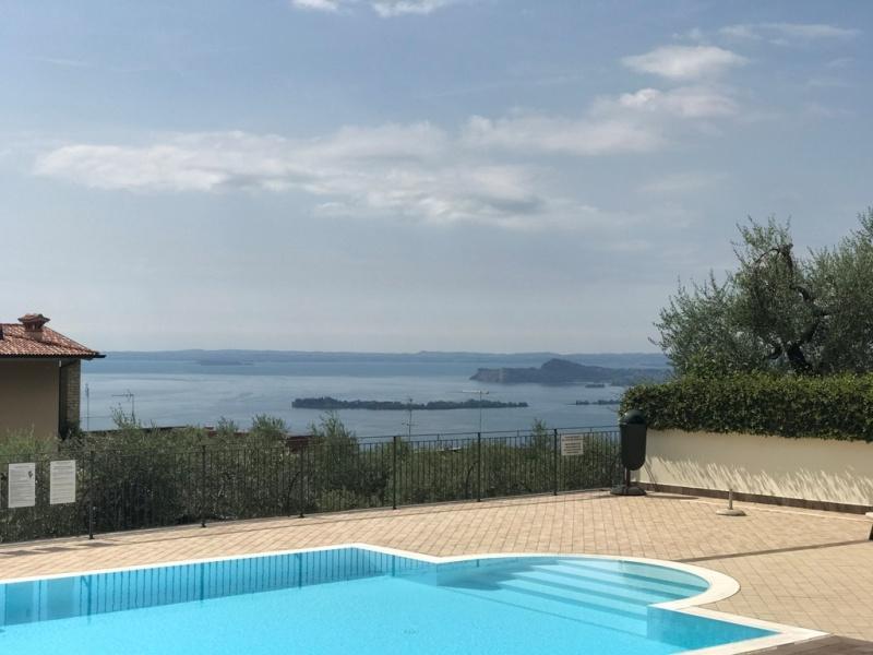 Dreizimmerwohnung mit Seeblick zum Verkauf in Toscolano Maderno