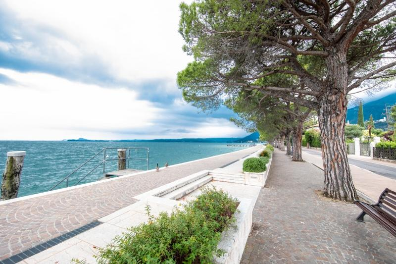 Three-room apartments in Toscolano Maderno