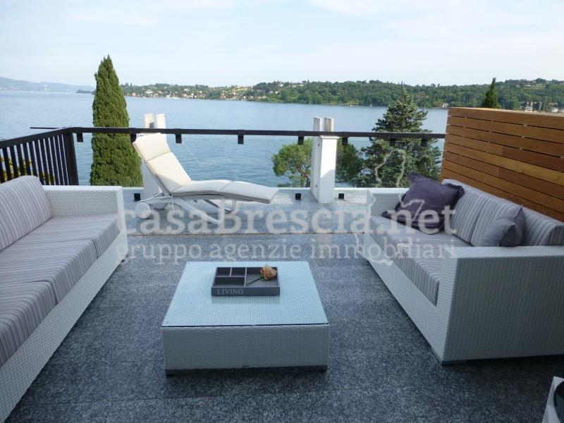 Penthouse am See zum Verkauf in Salò (Ref. 0276)