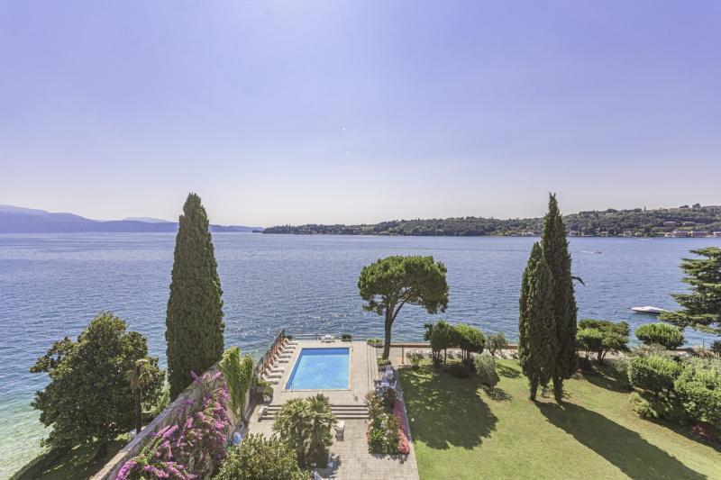 Penthouse am See zum Verkauf in Salò