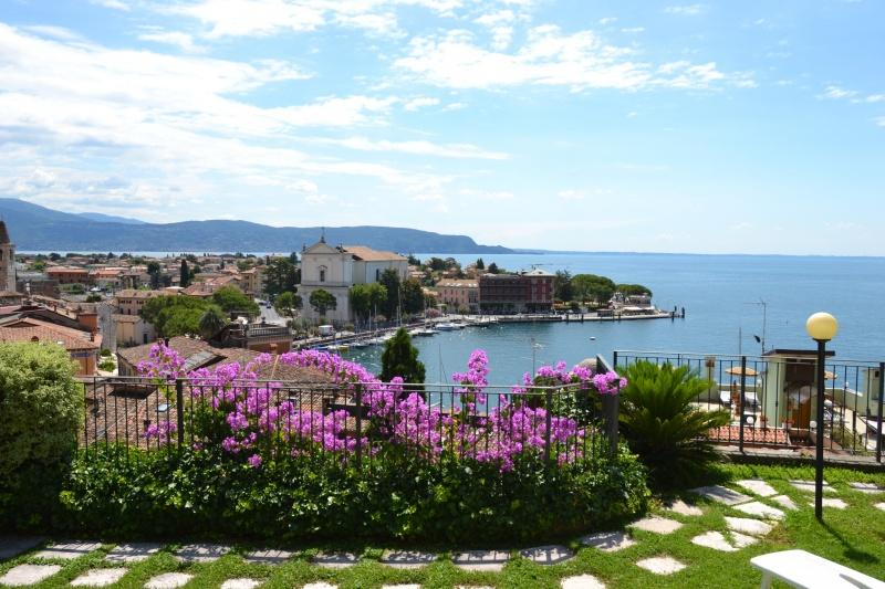 Penthouse in Toscolano Maderno